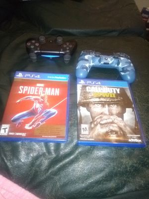 PS4 bundle for Sale in Buckley, WA