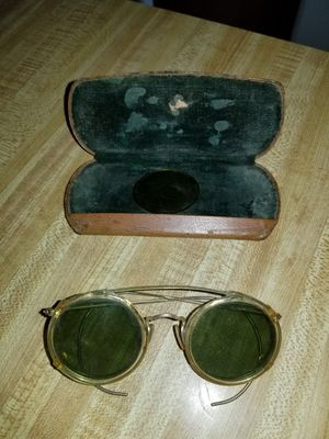 Vintage Old Round Wire Frame Glasses Item #3a for Sale in Springfield, OR