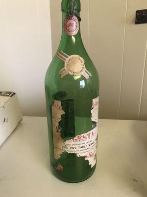 Vintage wine bottle for Sale in Hanover, PA