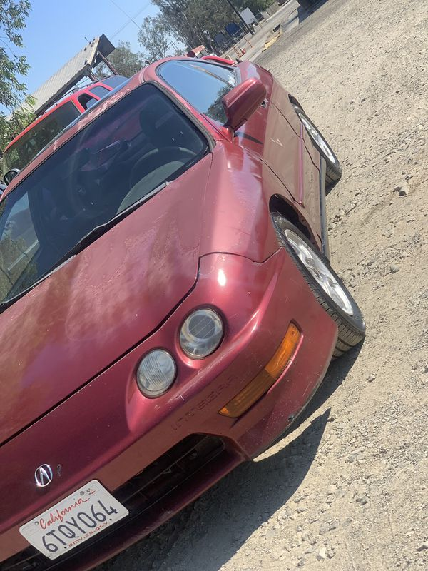 Acura integra (not for parts)