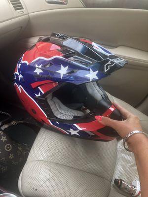 Dirt bike helmet for Sale in Evansville, IN