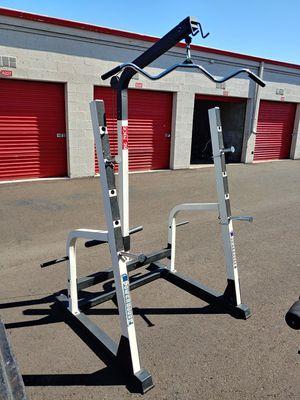 Powerhouse or Nautilus squat racks for Sale in Phoenix, AZ