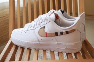 Burberry Air Force Ones for Sale in San Antonio, TX