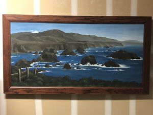 Large Painting, FREE for Sale in Rocklin, CA
