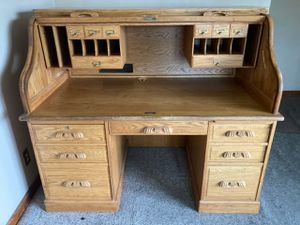 North wind roll top desk for Sale in West Seneca, NY