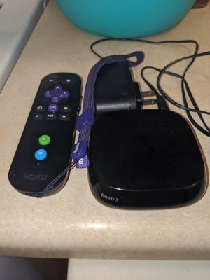 Roku 3 for Sale in University City, MO