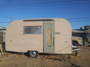 Vintage 1950's RolloHome teardrop camper trailer for Sale in Phoenix, AZ