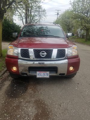 2007 NISSAN ARMADA SUV for Sale in Cleveland, OH
