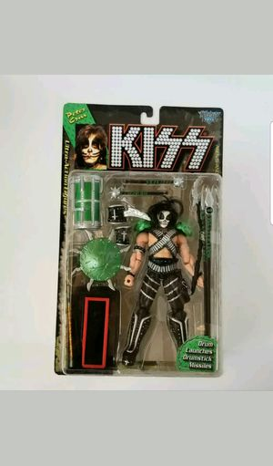 KISS ~ Peter Criss Action Figure for Sale in Fontana, CA