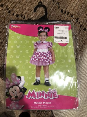 Minnie Mouse costume for Sale in St. Louis, MO
