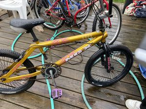 Mongoose mgx BMX bike for Sale in Sterling Heights, MI