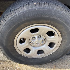 Nice And Clean Tires And Rim for Sale in Manassas, VA