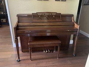 Wurlitzer 1970s-1980s Piano for Sale in Fremont, CA