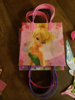 Tinkerbell party decorations for Sale in Las Vegas, NV