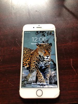 iPhone 6s no iCloud lock Price Firm for Sale in Dallas, GA