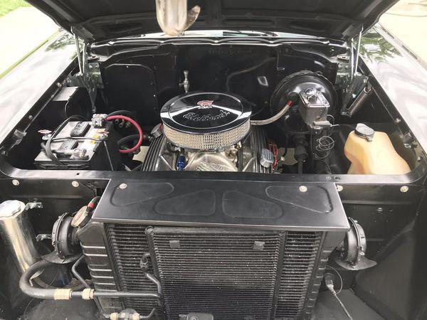 1957 Chevy Bel-Air 2 door hardtop