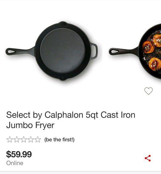 Calphalon Cast Iron