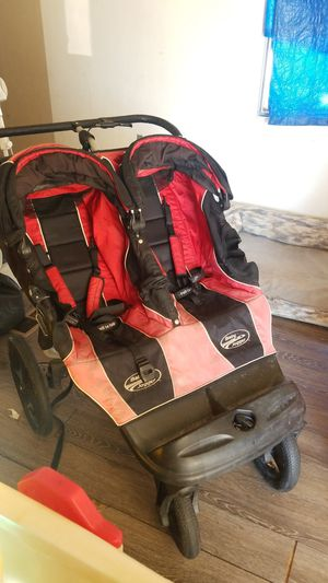 Double baby stroller for Sale in Tucson, AZ