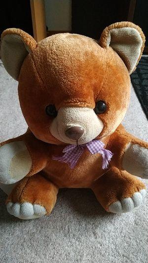 14 inch teddy bear plush toy plushie for Sale in Lynnwood, WA