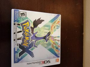 Pokemon X (3DS) for Sale in Louisville, KY