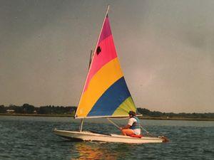 Sunfish sailboat for Sale in Charlestown, RI