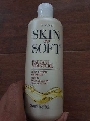 Skin skin so soft radiant moisture body lotion for dry skin for Sale in Ruskin, FL