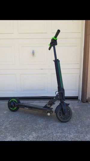 Jetson electric scooter for Sale in Escondido, CA