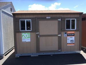 Tuffshed's Sundance series TR700 10x12 display sold as is. for Sale in San Diego, CA