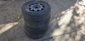 Tires and rims 4x100 for Sale in Bay City, MI