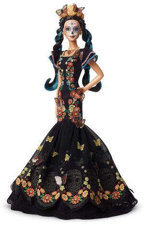 Barbie Dia De Los Muertos New for Sale in Chino Hills, CA