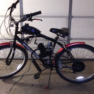 Motorized bike for Sale in Aberdeen, WA