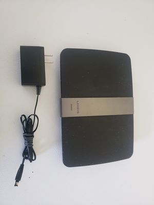 Linksys wifi Router for Sale in Boston, MA
