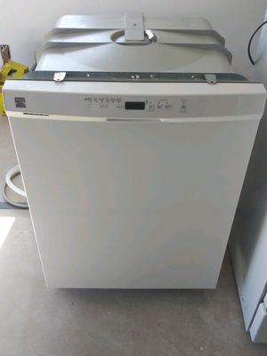 2017 Kenmore dishwasher for Sale in San Francisco, CA