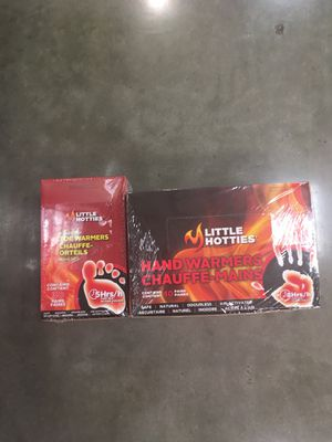 HAND AND TOE WARMERS BY LITTLE HOTTIES for Sale in St. Louis, MO