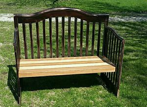 Bed frame bench for Sale in Butler, IL