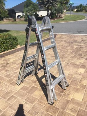 Gorilla 7 foot step ladder for Sale in The Villages, FL