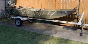 2007 Lowe duck boat for Sale in Palos Heights, IL