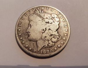 1880 Morgan Silver Dollar 90% Silver for Sale in Pattersonville, NY