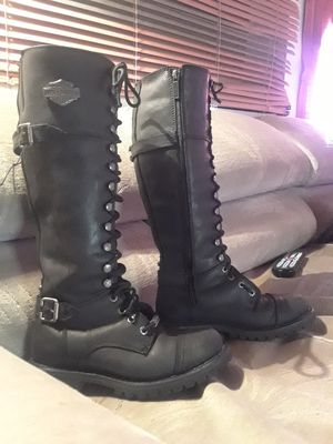 Beechwood Harley Davidson Riding Boots for Sale in Mulberry, FL