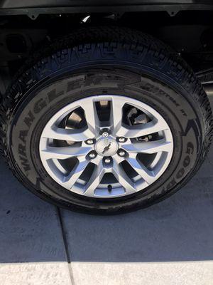 Chevy rims 2020 Silverado for Sale in Oakland, CA