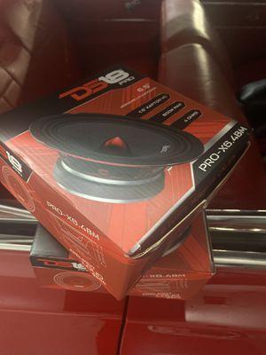 DS18 PRO X6 4BM Loudspeaker each for Sale in Marietta, GA