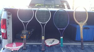 Tennis rackets for Sale in Lemont, IL