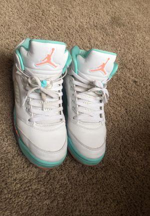 Jordan 5 Aqua for Sale in Washington, DC