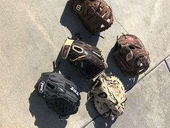 Softball Gloves for Sale in Long Beach,  CA