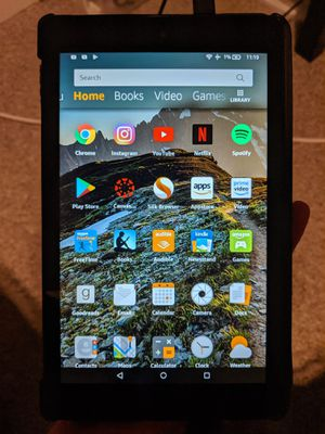 Amazon Fire HD 8 Tablet (Latest Generation) for Sale in Shadeland, IN