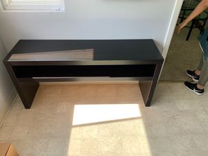 Wood TV Stand Good Condition for Sale in San Francisco, CA