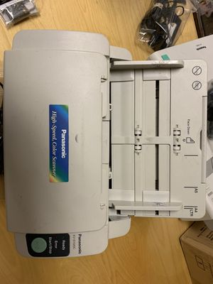 Panasonic color scanner for Sale in Carlsbad, CA