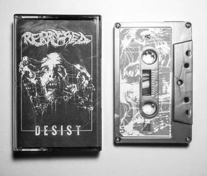 Repressed - Desist Cassette for Sale in Portland, OR