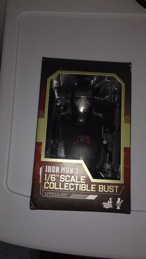 Iron Man 3 collectible bust for Sale in Orlando, FL