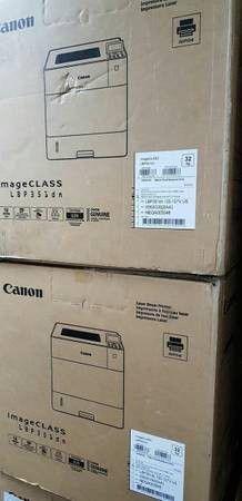 New Canon imageCLASS LBP351 Network Printer for Sale in Dallas, TX